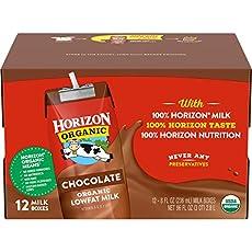Image of Horizon Organic Shelf. Brand catalog list of Horizon Organic. Scored with a 2.7 over 5.