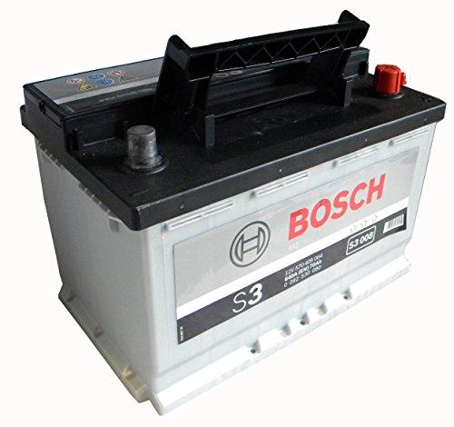BOSCH S3 008 Batteria Auto 12V 70Ah 640A/EN