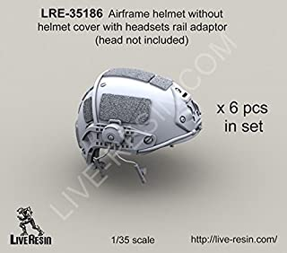 Live Resin 1//35 US MARSOC//Navy Seals GMV-M Six Hexagon Turret w//Ammo Cradle Back