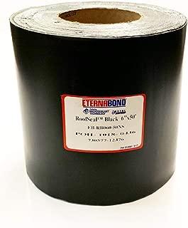 EternaBond RSB-6-50 RoofSeal Sealant Roof Repair Tape, Black (6