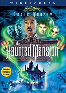Haunted Mansion [DVD] [2004] [Region 1] [US Import] [NTSC]