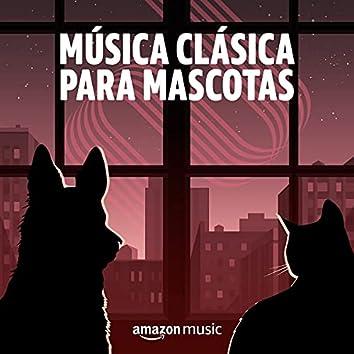 Música clásica para mascotas