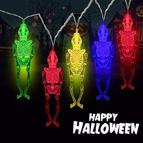 KAILEDI Halloween String Lights, LED Pumpkin Lights, Holiday Lights...