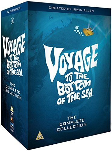 Viaje al fondo del mar / Voyage to the Bottom of the Sea (Complete Collection) - 31-DVD Box Set ( Voyage to the Bottom of the Sea (110 Episo [ Origen UK, Ningun Idioma Espanol ]