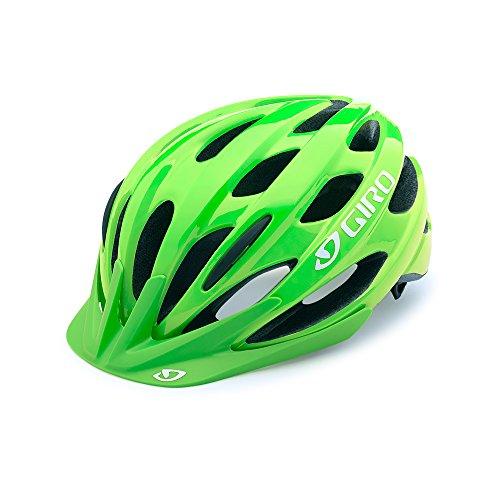 Giro Raze Jugend Fahrrad Helm Gr.50-57cm grün 2019
