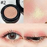 Wtouhe Maquillage Eyeshadow,2019 Nouveau Lipgloss Poudre De Brillant à LèVres Fard à PaupièRes Longue DuréE éTanche à L'Eau Professionnel Palette Des Yeux Moins De 5 Euros Palettes Maquillage