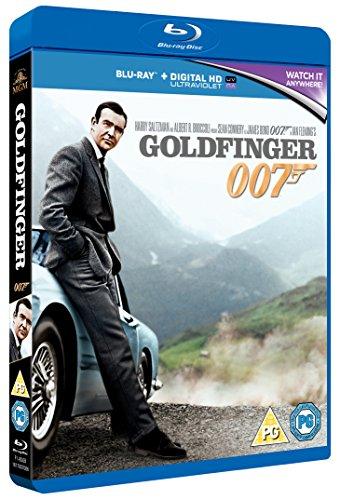 Goldfinger [Blu-ray] [1995] [1964]