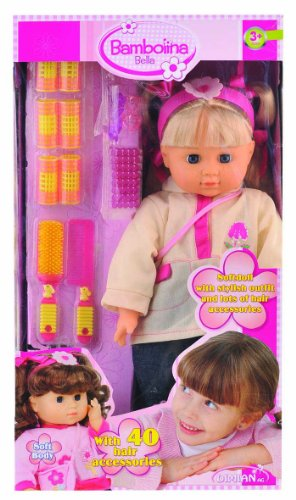 Dimian BD327 - Puppe Bambolina Bella