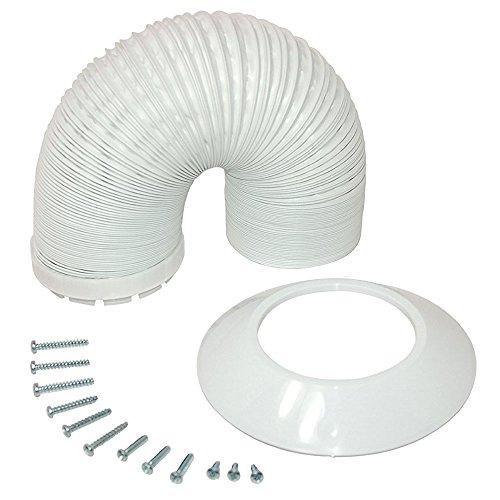 Spares2go Porte kit de tuyau d'évacuation pour sèche-linge Indesit