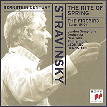 """Stravinsky: The Rite of Spring & Suite from """"The Firebird"""""""