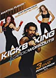 Kickboxing Cardio Workouts 3 DVD Power Pack for Fat Burn