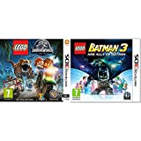Warner Bros Interactive Spain LEGO JURASSIC WORLD 3DS + LEGO: Batman 3. Más Allá De Gotham