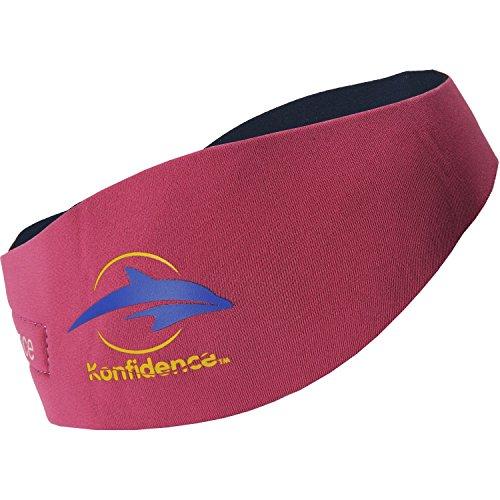 Konfidence Aquaband - Fascia per orecchie da nuoto