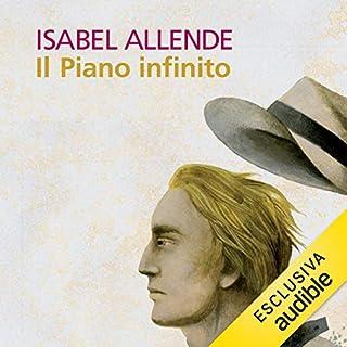 Il piano infinito                   Di:                                                                                                                                 Isabel Allende                               Letto da:                                                                                                                                 Pierpaolo De Mejo                      Durata:  14 ore e 28 min     29 recensioni     Totali 4,8