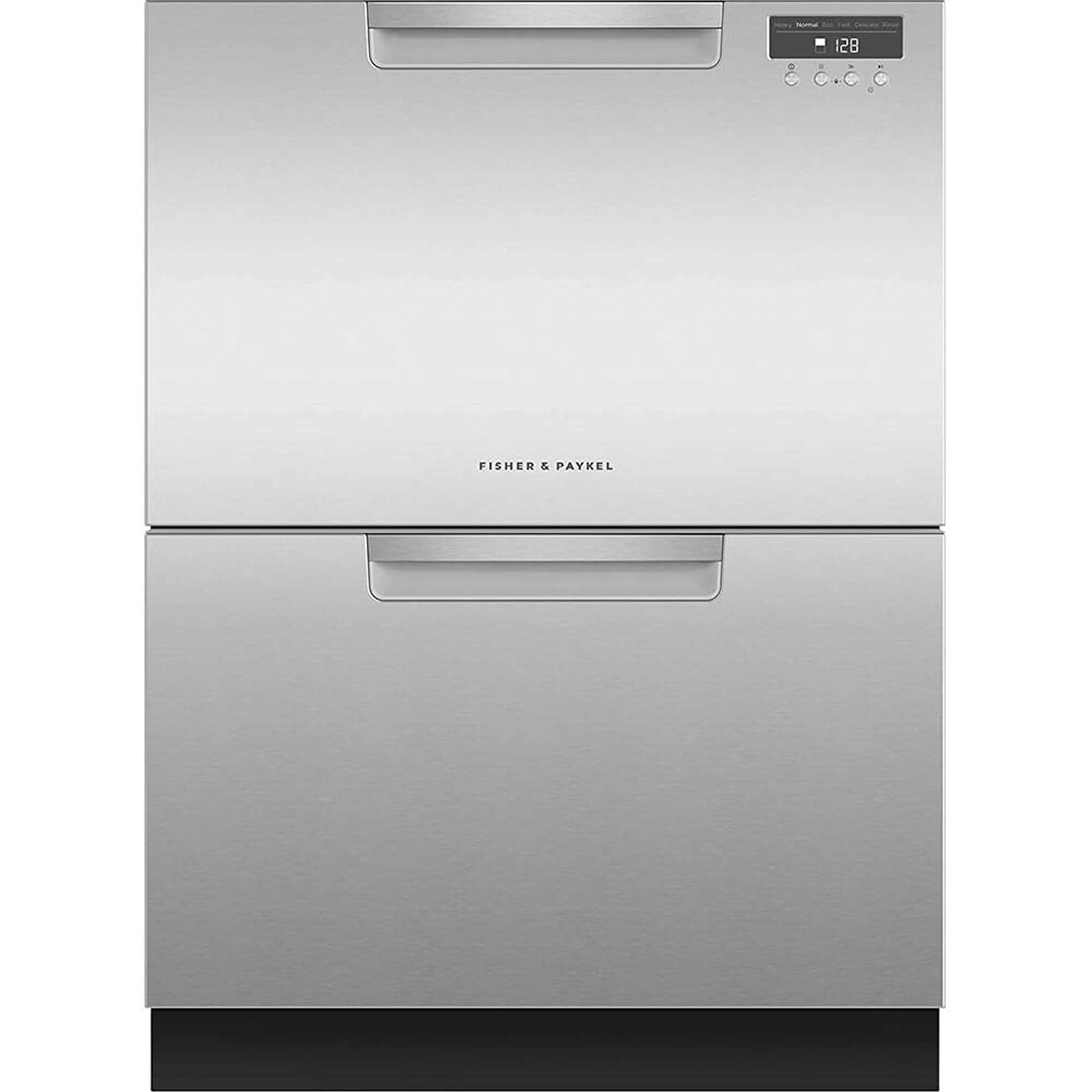 Fisher Paykel DD24DAX9N 24 Inch Drawers Full Console Dishwasher with 6 Wash Cycles, 14 Place Settings, Quick Wash, in Stainless Steel bjpnypvhxezvn0