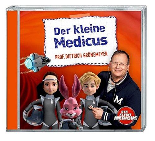 Der kleine Medicus (CD): Hörspiel, ca. 75 min.
