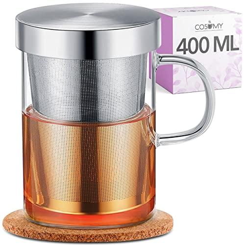 Cosumy -   Teetasse mit Sieb