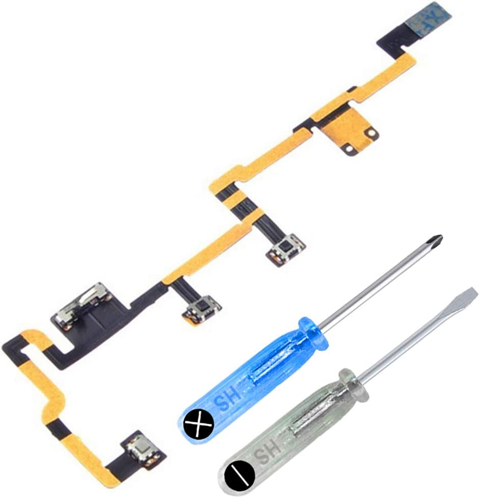 MMOBIEL Volume Flex Compatible with iPad 2 ON Long-awaited B Power Switch price Off