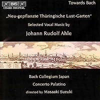 Ahle: Neu-Gepflanzter Thuringi by JOHANN RUDOLF AHLE (1997-03-18)