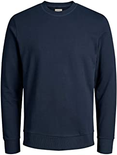 JACK & JONES Men's Jjeholmen Sweat Crew Neck Noos Jumper