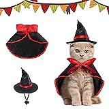 Costume de Chat pour Animaux de Compagnie, Costume d'halloween pour Animaux de...