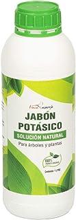 comprar comparacion FINCA CASAREJO Jabón potásico de 1 litro - Solución Natural contra Las plagas - Fertilizante orgánico para árboles y Plantas