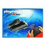 Playmobil Accesorios - RC Motor Submarino Vehículos de Juguete, Color Negro (Playmobil 5536)