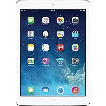 Apple iPad Air Retina Display Tablet 32GB Wi-Fi +4G Verizon Silver  Refurbished