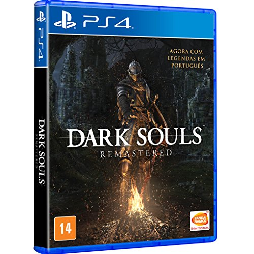 Dark Souls - Remasterizado - PlayStation 4