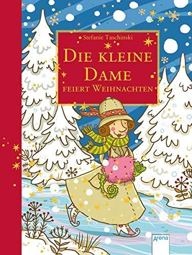 Die kleine Dame feiert Weihnachten: Limitierte Geschenkausgabe mit Stickerbogen