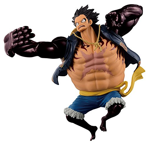 Banpresto Anime - Figura de One Piece-Gear 4Th Luffy Big Zoukeio Esculture, 36123