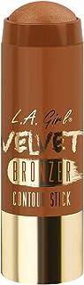 L.A.Girl Velvet Contour Stick, 5.8g, GCS595, Goddess