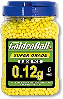 Unisex Adulto Goldenball 35098 Munici/ón para Armas Talla /Única