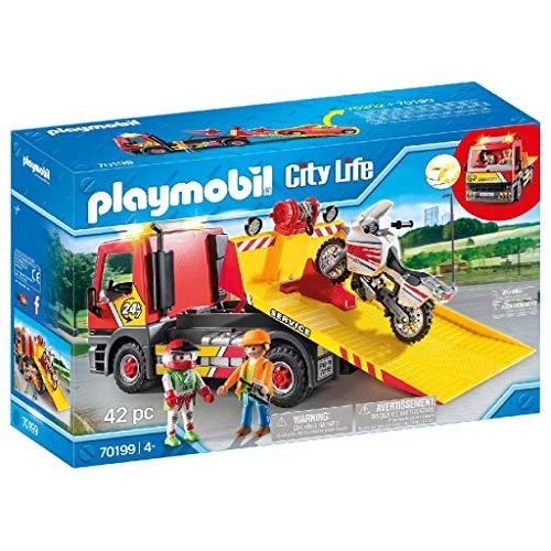 Playmobil - Camion de Dépannage - 70199