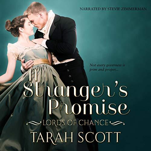 A Stranger's Promise cover art