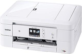 (旧モデル) ブラザー A4インクジェット複合機 DCP-J982N-W (白モデル/ADF/有線・無線LAN/手差しトレイ/両面印刷/レーベル印刷)