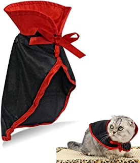 small dog dracula costume