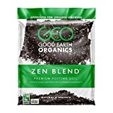 Discontinued Packaging: Good Earth Organics, Zen Blend Premium Potting Soil, Organic All Purpose Seed Starter Soil for Cannabis, Tomatoes and Many Other Seedlings, Seeds and Starts, 18 quarts