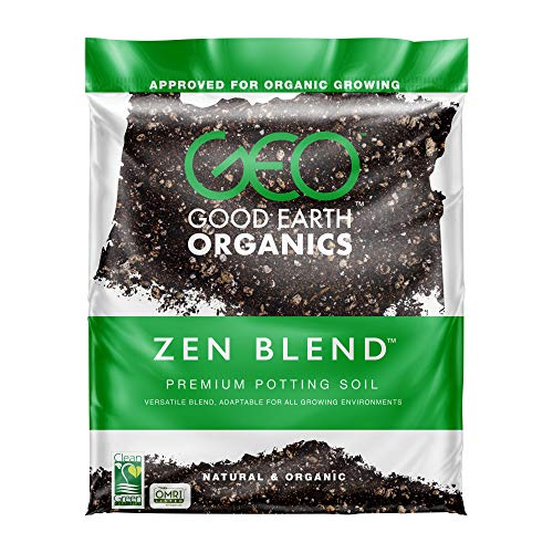 Good Earth Organics Zen Blend Premium Potting Soil