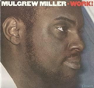 Mulgrew Miller - Work! - Landmark Records - LLP-1511