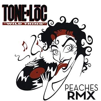 Wild Thing (Peaches Remix)
