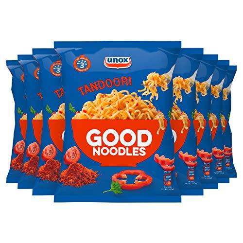 Unox Good Noodles Tandoori 11 x 70 g Voordeelverpakking