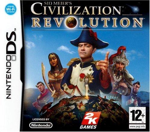 Sid Meier's Civilization Revolution [Nintendo DS]