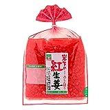 岩下の紅生姜 みじん切り 80g×3