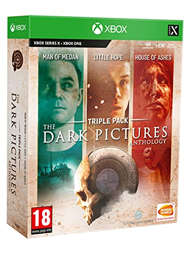 The Dark Pictures Anthology - Triple Pack - Bundle - Xbox One