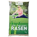 Semi per prato, per la semina primaverile, 1 kg = 30 – 40 m2, germinazione rapida, resis...