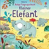 Babys Fingerspielbuch: Kleiner Elefant