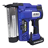 T-Mech 2 in 1 Nail & Staple Gun Cordless Powerful Electric Heavy Duty
