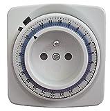 Chacon 5411478540007 16A acoplador de enchufe eléctrico - acopladores de enchufes eléctricos