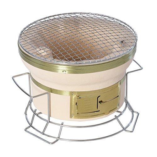binchotan Japanese HIBACHI Style Yakitori Charcoal Konro Grill (Small)